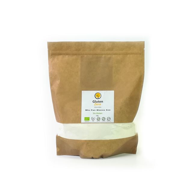 Foto de Mix Pan Blanco Sin Gluten eco 2kg