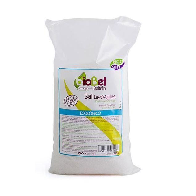Foto de Sal para lavavajillas automatico Biobel 2kg