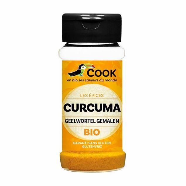 Foto de Curcuma en polvo sin gluten eco 35g