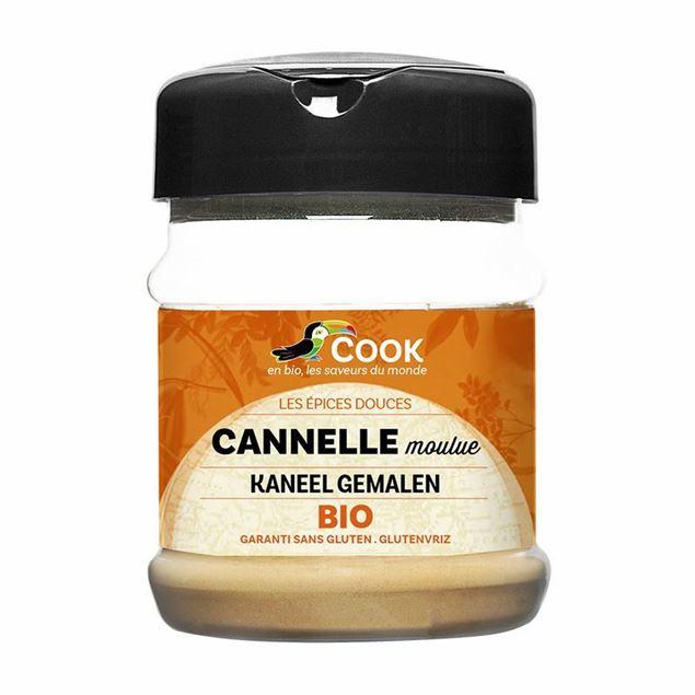 Foto de Canela en polvo sin gluten eco 80g