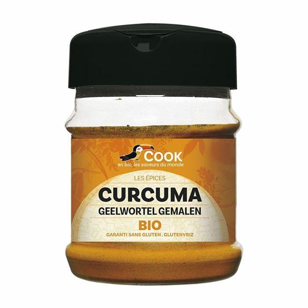 Foto de Curcuma en polvo sin gluten eco 80g