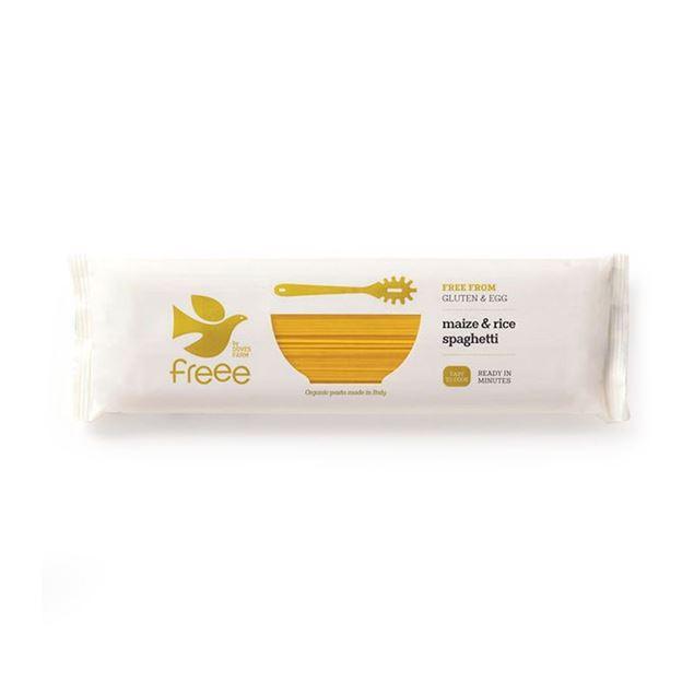 Foto de Espaguetis sin gluten de maiz y arroz eco 500gr