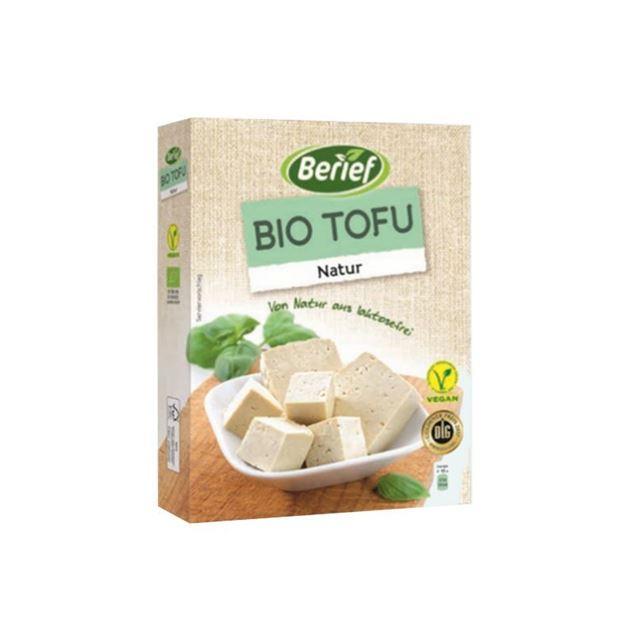 Foto de Tofu natural eco 2x200gr BERIEF