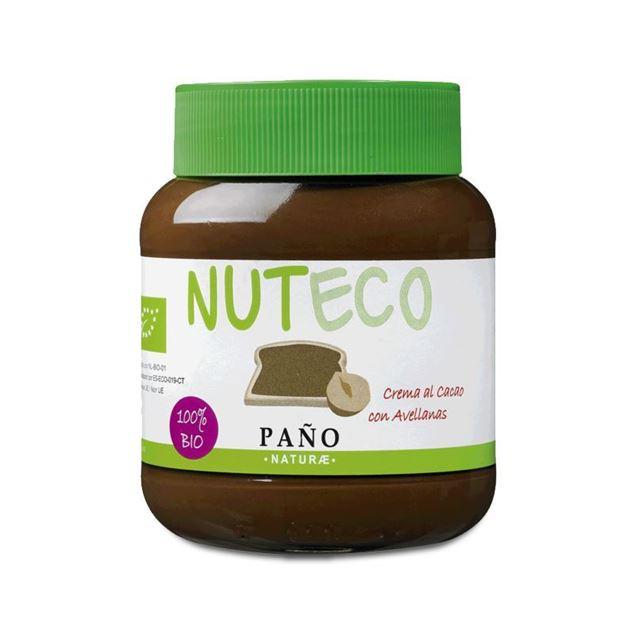 Foto de Crema de Cacao con avellanas eco 400gr