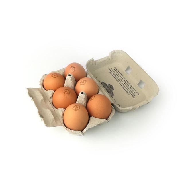 Foto de Huevos eco media docena