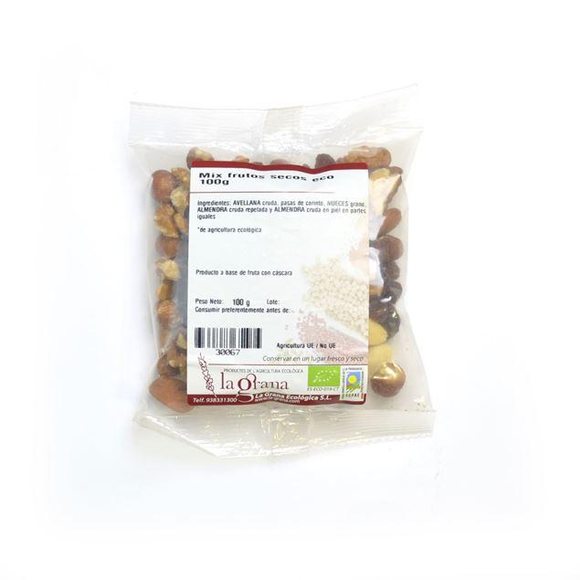 Foto de Mix frutos secos eco 100g