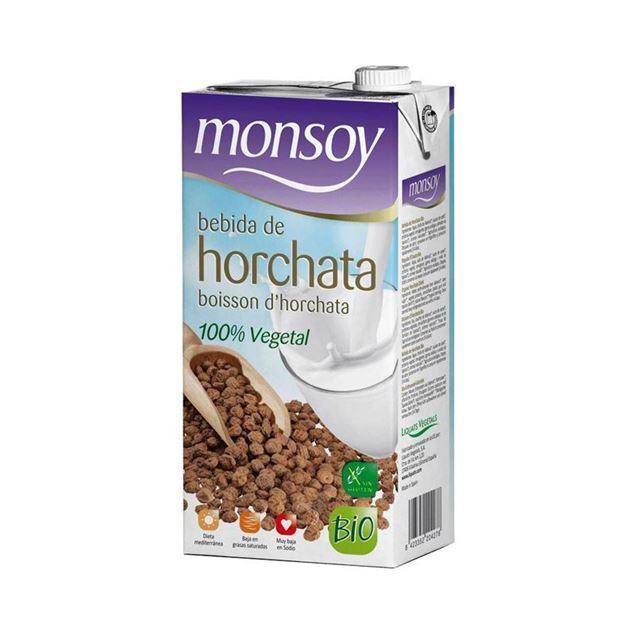 Foto de Horchata Monsoy eco 1lt