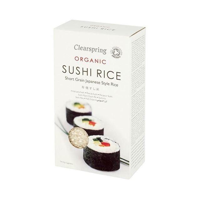 Foto de Arroz blanco para sushi eco 500g