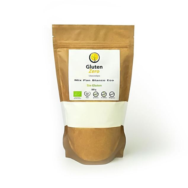 Foto de Mix Pan Blanco sin gluten eco 500gr