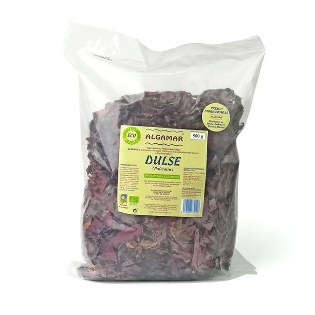 Foto de Algas Dulse eco 500gr