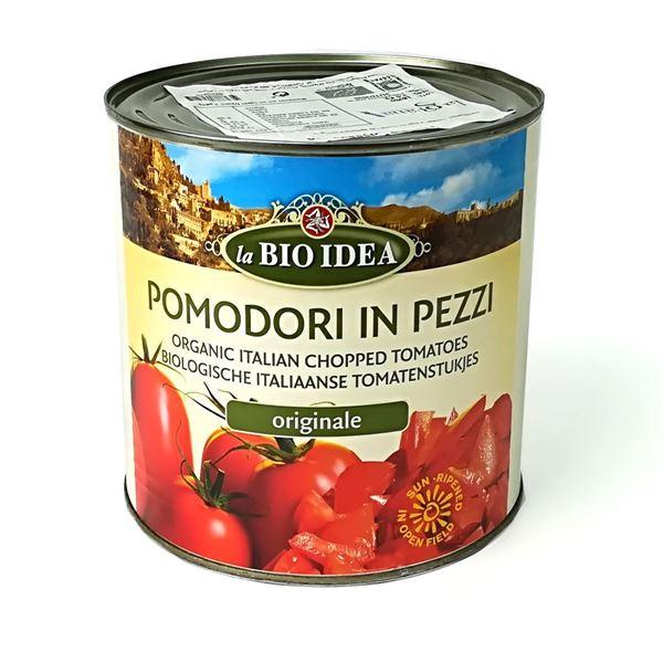 Foto de Tomate troceado eco 2'5kg