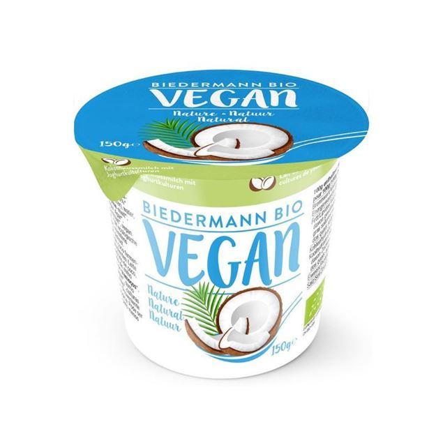 Foto de Yogur de Coco natural eco150g
