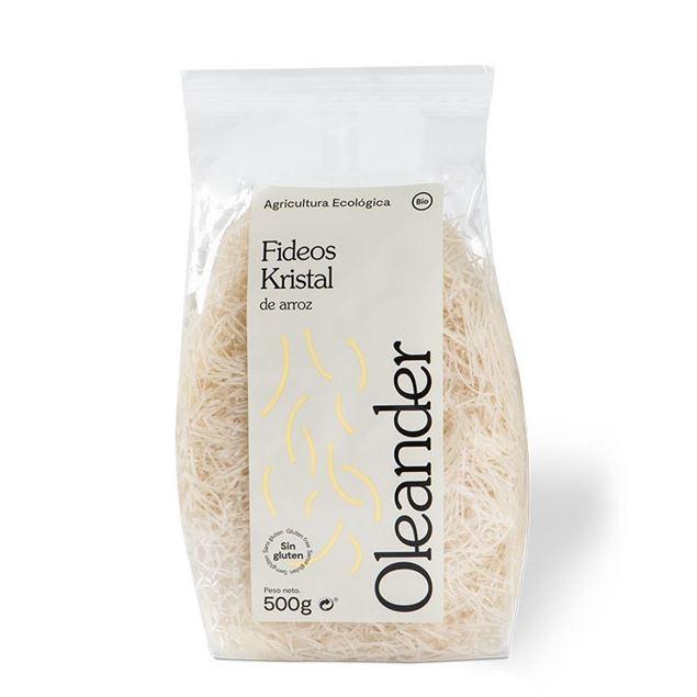 Foto de Fideos de arroz eco sin gluten 500g