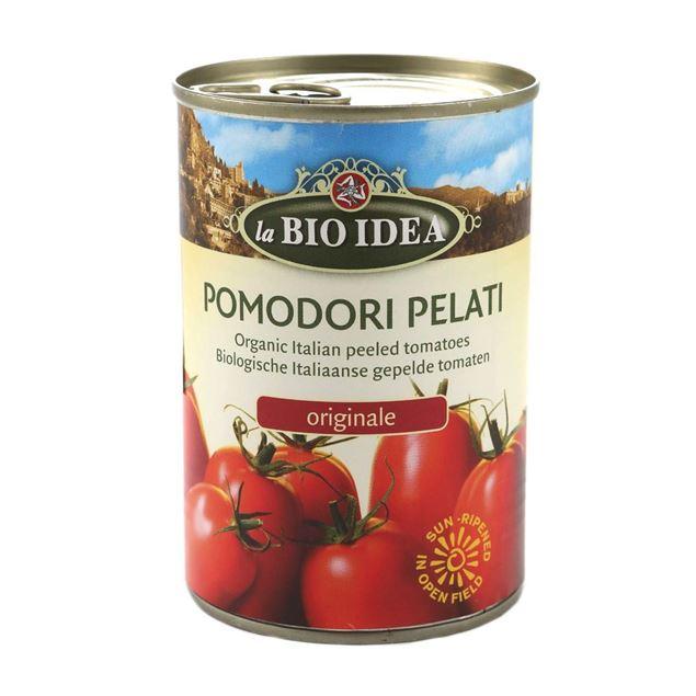 Foto de Tomate pelado entero eco 2,5kg