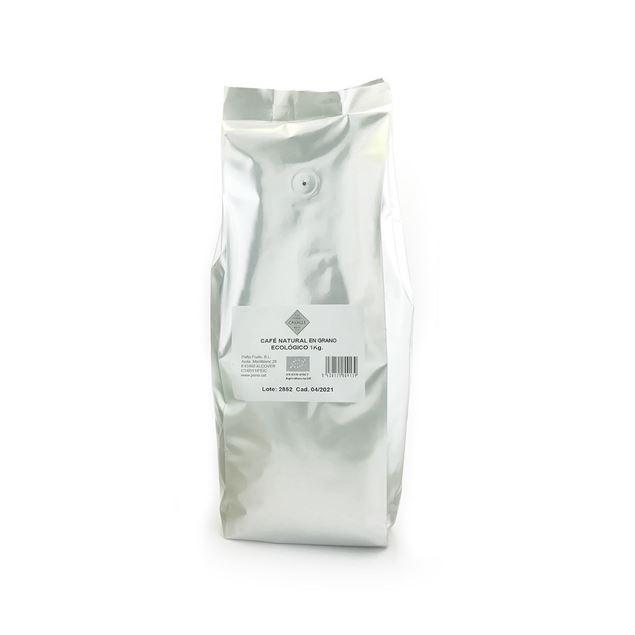 Foto de Cafe natural en grano eco 1kg