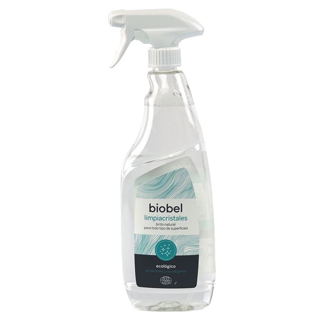 Foto de Limpiacristales spray Biobel eco 750ml
