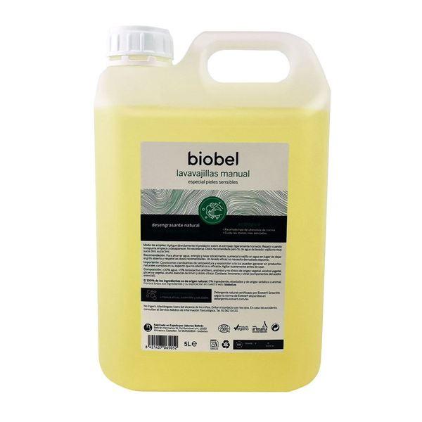Foto de Lavavajillas manual Biobel eco 5lt