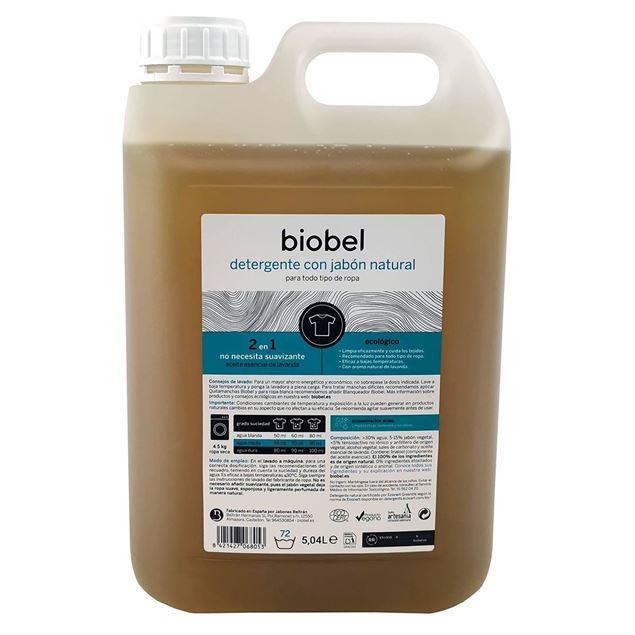 Foto de Detergente Biobel eco 5lt