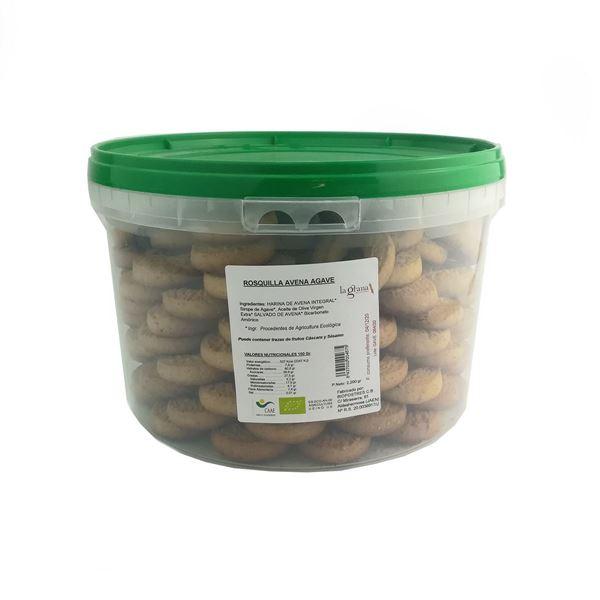 Foto de Rosquillas de Avena con agave eco 2.2kg