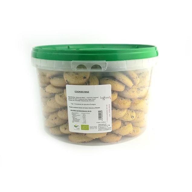 Foto de Cookies de Maiz eco 2.2kg