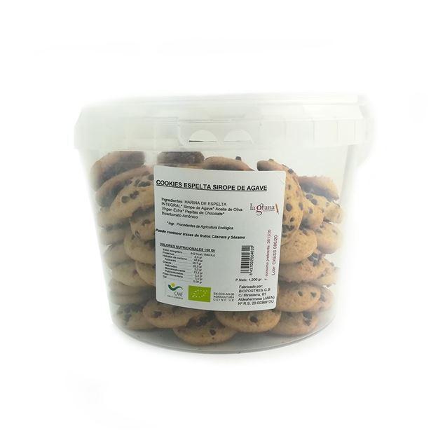 Foto de Cookies de Espelta con agave eco 1.2kg