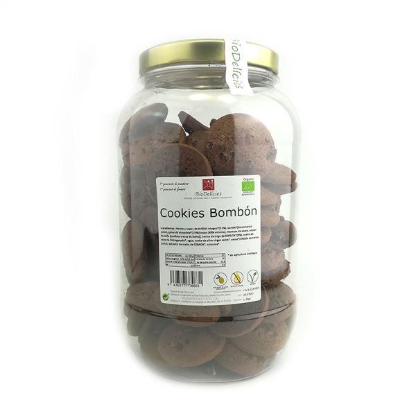 Foto de Galletas Cookies bombon eco 1.1kg