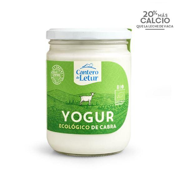 Foto de Yogurt de cabra eco 420g