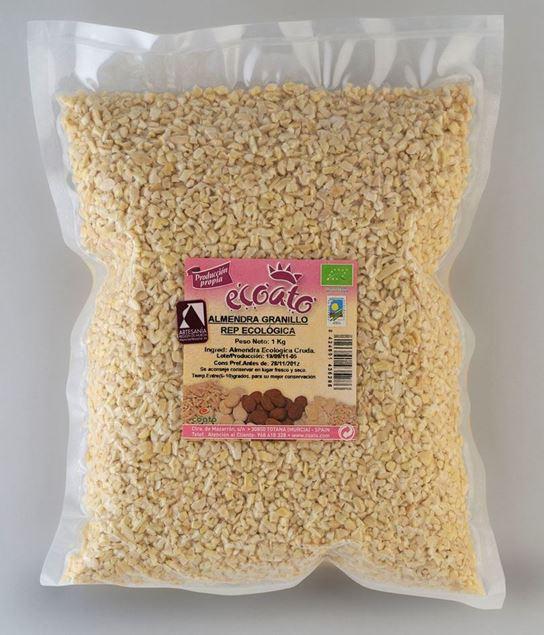 Foto de Almendra granillo natural eco 1kg